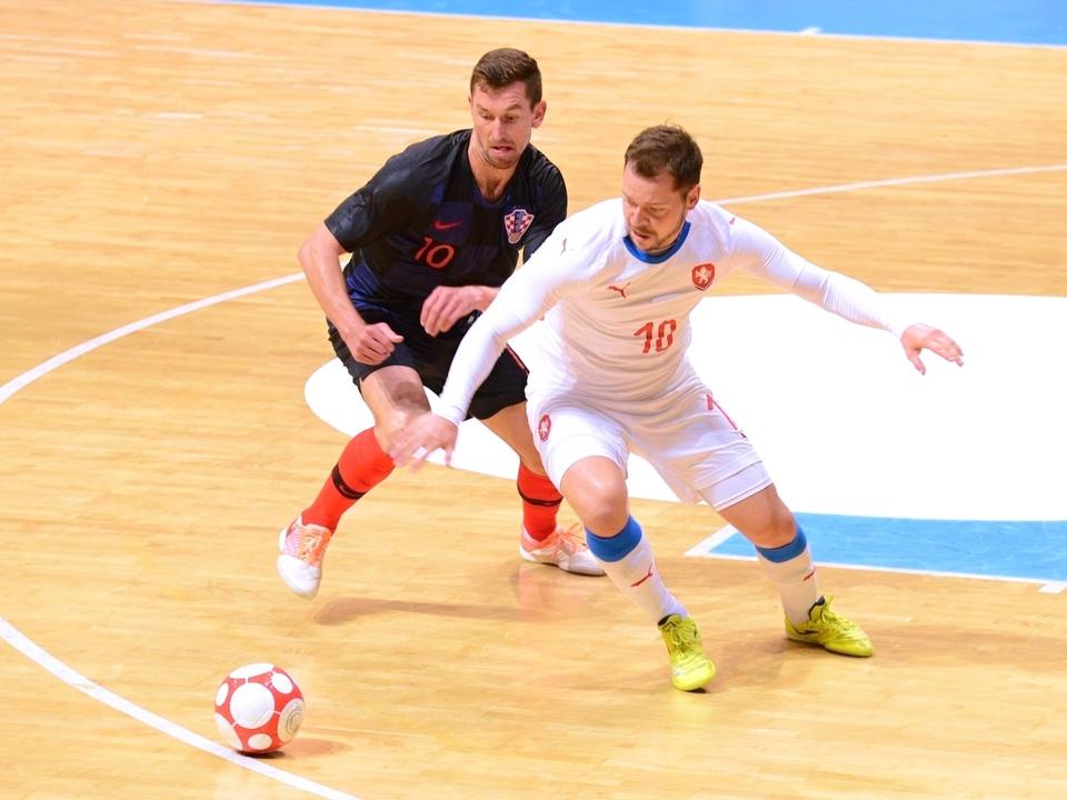 Futsal: Španělsko - Česko