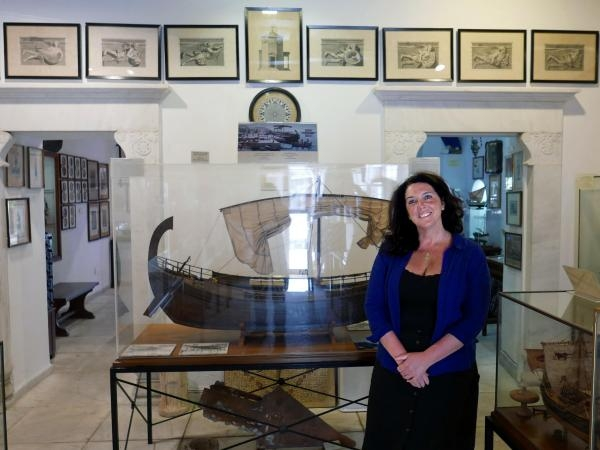 Grčki otoci: Odiseja s Bettany Hughes