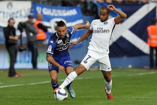AJ Auxerre - SC Bastia