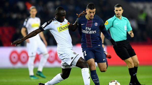 Paris Saint-Germain - Angers SCO