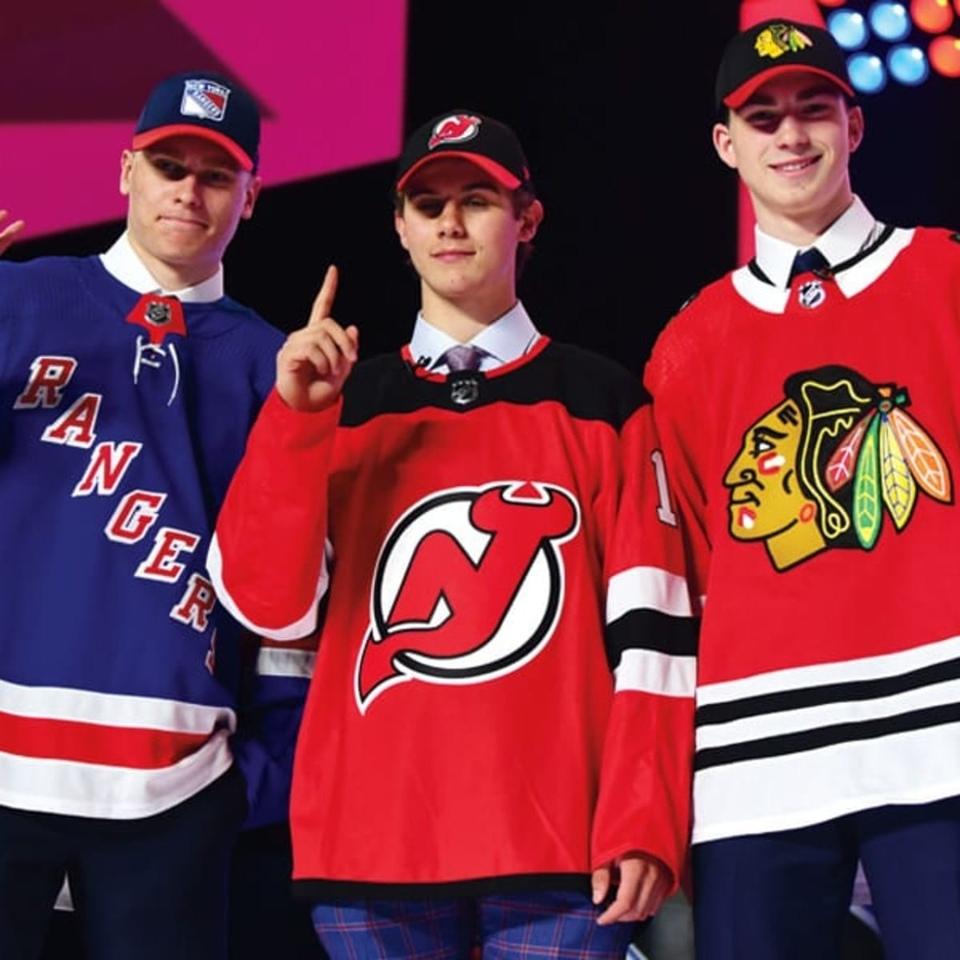 NHL - rozšiřovací draft