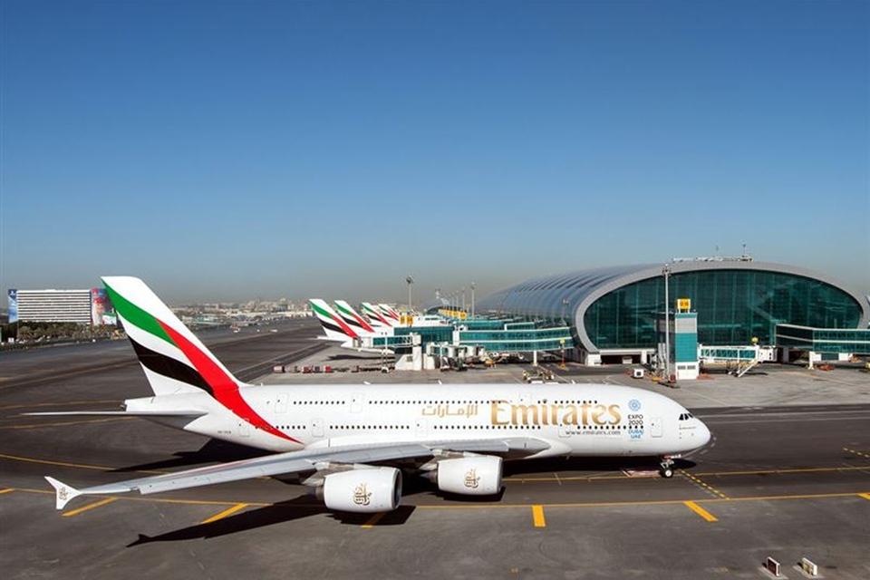 Dokument Jedinečné letiště - Dubai