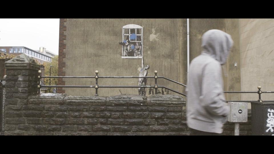 Dokument Případ Banksy