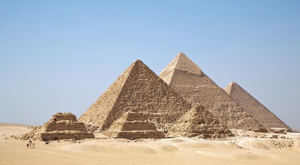 Dokument Ztracená tajemství Velké pyramidy