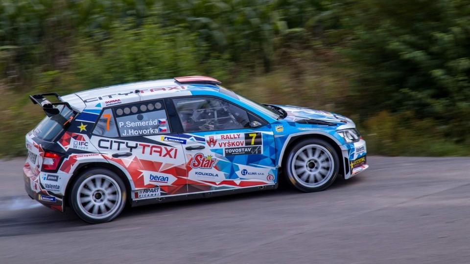 Svět motorů: XXIX. Rallye Vyškov