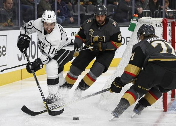 Los Angeles Kings - Vegas Golden Knights