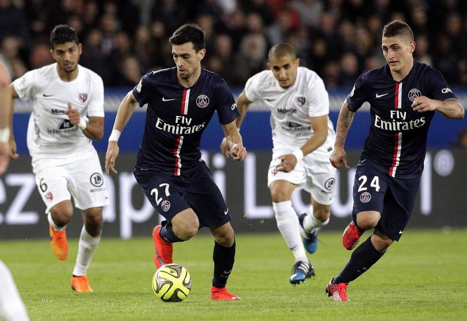 FC Metz - Paris Saint-Germain