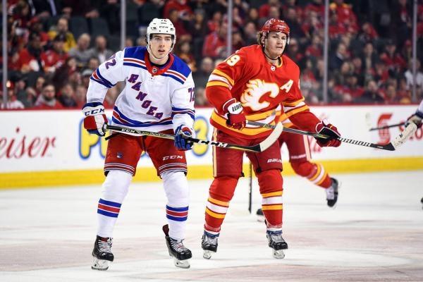 New York Rangers - Calgary Flames