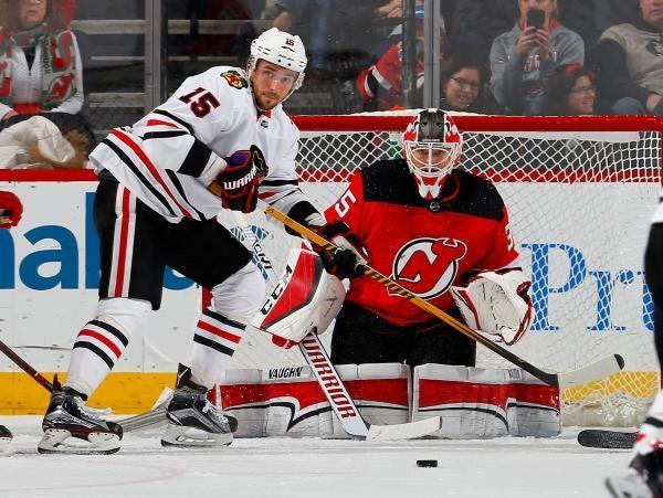 New Jersey Devils - Chicago Blackhawks