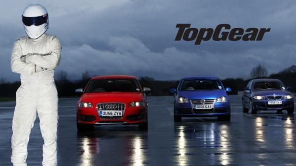 To nejlepší z Top Gearu