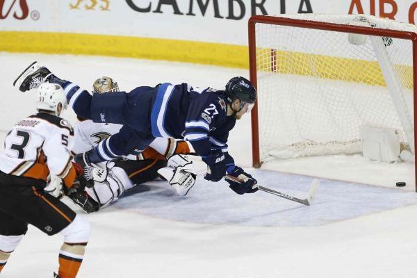 Anaheim Ducks - Winnipeg Jets