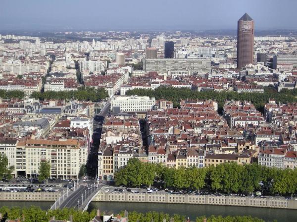 Obrázky z Francie