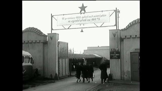 Dokument Československý filmový týdeník 1971